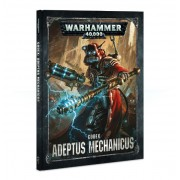 W40K : Codex - Adeptus Mechanicus 8ème Edition VF (Rigide)
