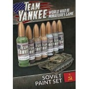 Team Yankee - Soviet Paint Set
