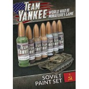 Team Yankee - Soviet Paint Set pas cher