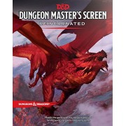 D&D - Dungeon Master's Screen Reincarnated