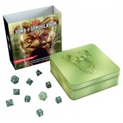 D&D - Tomb of Annihilation Dice Set