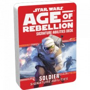 Star Wars - Age of Rebellion : Soldier Signature Specialization Deck