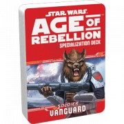 Star Wars - Age of Rebellion : Vanguard Specialization Deck