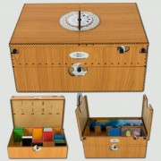 Organizer - Deluxe Card Chest