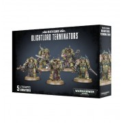 W40K : Death Guard - Blightlord Terminators