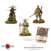 Test of Honour - Bandits & Brigands Swordsmen