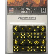 First Fighting Dice Set