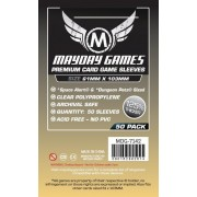 Card Game Sleeves Premium - 61x103mm - 50p