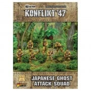 Konflikt 47 - Japanese Ghost Attack Squad