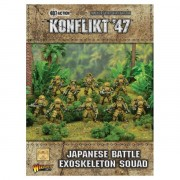 Konflikt 47 - Japanese Battle Exoskeleton Squad