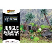 Bolt Action - Jungle Battlefield Theme Set
