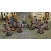 Infinity - Corregidor Juridictional Command 300 Pts Pack pas cher