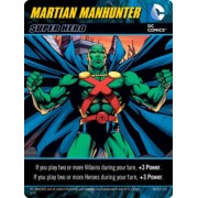 DC Comics Deck-Building Game : Goodies - Martian Manhunter