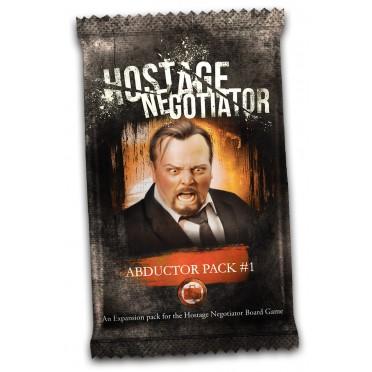Hostage Negotiator - Abductor Pack 1