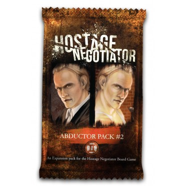 Hostage Negotiator - Abductor Pack 2