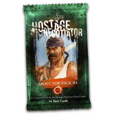 Hostage Negotiator - Abductor Pack 4