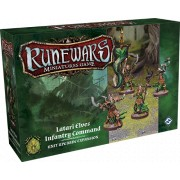 Runewars (Anglais) -  Latari Elves Infantry Command Unit Expansion pas cher