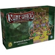 Runewars (Anglais) -  Deepwood Archers Unit Expansion pas cher