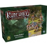 Runewars (Anglais) - Leonx Riders Unit Expansion