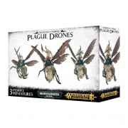 Age of Sigmar : Daemons of Nurgle - Plague Drones of Nurgle