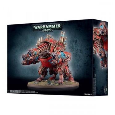 W40K : Chaos Space Marines - Ferrocentaurus