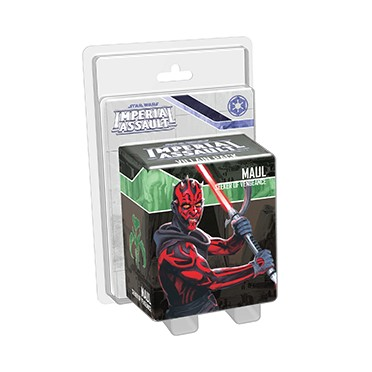 Star Wars - Imperial Assault : Maul Villain Pack