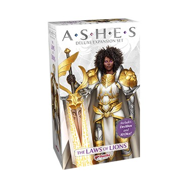 Ashes - Rise of the Phoenixborn : The Law of Lions Deluxe Expansion