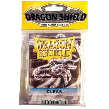 Dragon Shield - 50 Japanese Sleeves