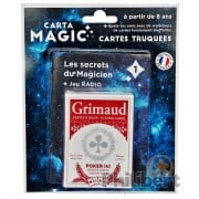 Carta Magic : Magie n°1 - Jeu Radio