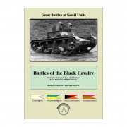 Battles of the Black Cavalry pas cher