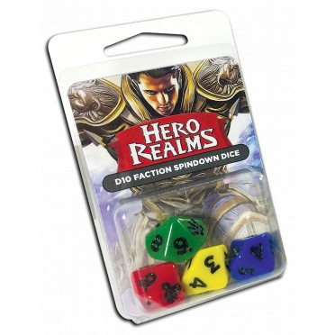 Hero Realms - Dice Set