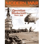 Modern War 32 - Operation Musketeer pas cher