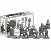 Guild Ball - The Blacksmith's Guild: Forged From Steel pas cher