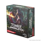 Dungeons & Dragons: Tomb of Annihilation Board Game pas cher