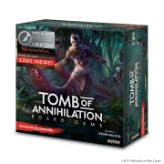 Dungeons & Dragons: Tomb of Annihilation Board Game Premium Edition