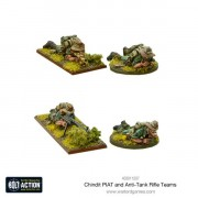Bolt Action - Chindit PIAT and Anti-tank Rifle Teams