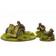 Bolt Action - Waffen SS LeIG 18 7.5cm Light Infantry Gun