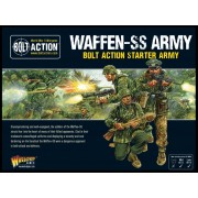 Bolt Action - Waffen SS Starter Army