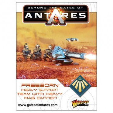 Antares - Freeborn Heavy Mag Cannon