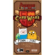 Adventure Time Card Wars: Finn vs Jack