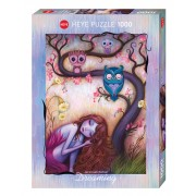 Puzzle - Wishing Tree de Jeremiah Ketner - 1000 Pièces