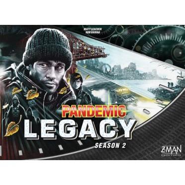 Pandemic Legacy - Saison 2 - Boite Noire - VF