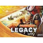 Pandemic Legacy - Saison 2 - Boite Jaune - VF