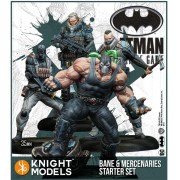 Batman - Bane and Mercenaries Starter Set