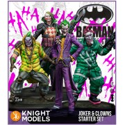 Batman - Joker and Clowns Starter Set