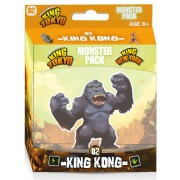 King of Tokyo VF - Monster Pack King Kong