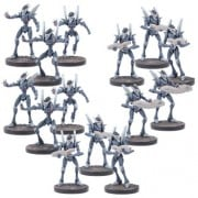 Warpath - Asterian Cypher Troops