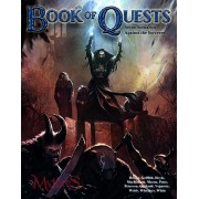Mythras - Book of Quests pas cher