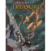 Mythras - Hessaret's Treasure