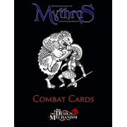Mythras - Combat Cards